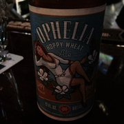 Ophelia hoppy wheat ale