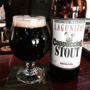 Lagunitas limited release cappuccino stout