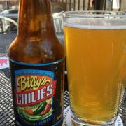 Billy's chiles beer