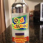 Peanut Butter Flavored Vodka