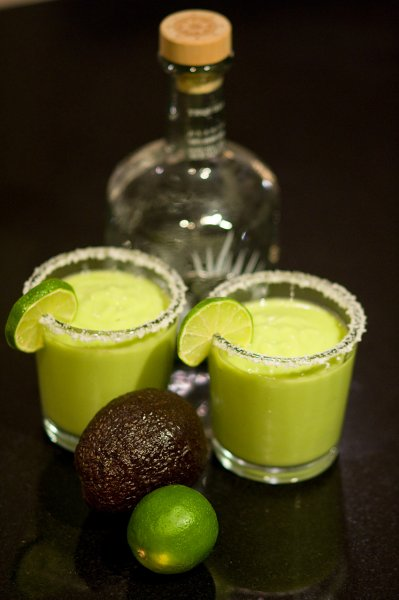 Avocado Margarita