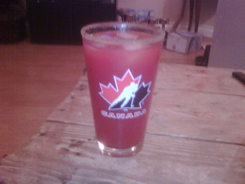 The Great Canadian Ceasar... Gold Medal