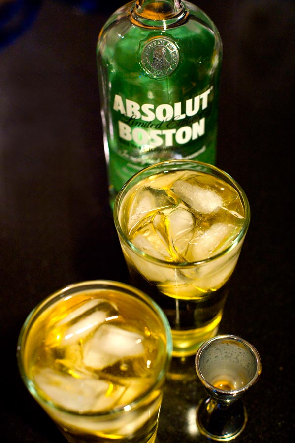 Absolut Boston Homerun