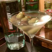 New York Gin Martini