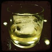 Bushmills on the rocks