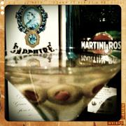 (Another) Dirty Martini
