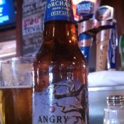 Angry Orchard Hard Cider (by Sam Adams!)