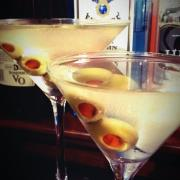 His & Her's Martinis