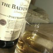 Balvenie Portwood 21 year Scotch Whisky