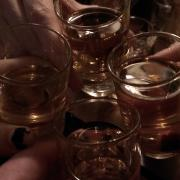 Irish Whiskey with friends