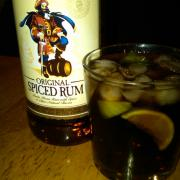 Captain and Coke