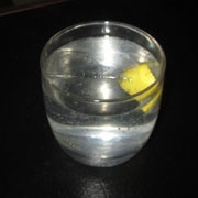 Vodka & Tonic