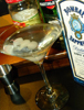 Bombay Sapphire Gibson (Dirty)