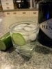 Hendrick's and Tonic
